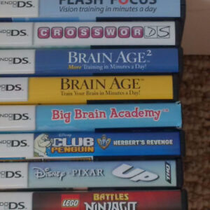 Nintendo DS games - $5 each game