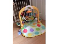 Fisher Price 3-in-1 Convertible Car Gym.
