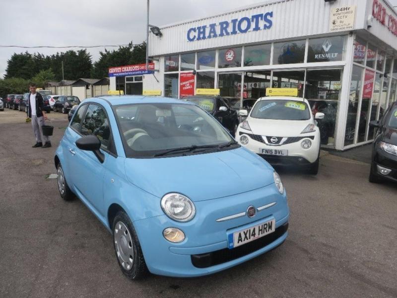 2014 Fiat 500 1.2 Pop 3dr (start/stop)