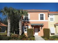 3 bedroom town house, Kissimmee, Florida. 20 mins from Disney!