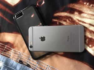 iPhone 6  (locked with Koodo) Space Grey 16GB