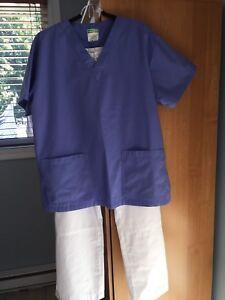 Lot d'uniformes d'infirmière