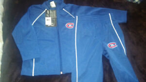 Montreal Canadiens track suit 2T & 4T brand new