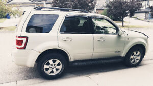 2008 Ford escape Limited Edition for sale