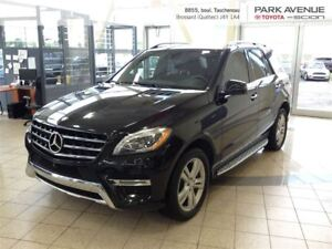 2015 Mercedes-Benz M-Class ML350 BlueTEC 4MATIC*DIESEL*TOIT PANO