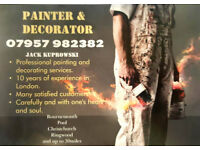 JACK THE PAINTER No job is too small.
