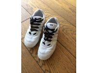 Y3 Adidas white trainers size 8