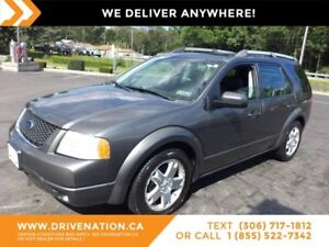 2005 Ford Freestyle Limited 6 PASSENGER! LEATHER! LOADED!