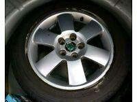 Alloy Spare Wheel