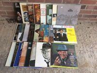 28 Frank Sinatra Vinyl LPs
