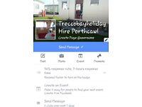 Trecco bay caravan hire