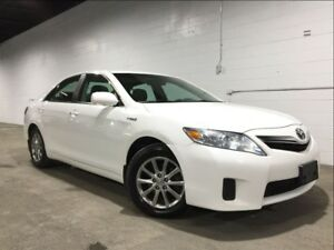 2010 Toyota Camry Hybrid ONE OWNER! SUNROOF!