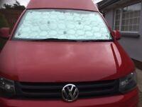VW Transporter screens