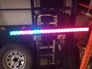 Chauvet Dmx color rail led bars for sale DJ stage