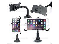 iPhone 6 Plus in Car 360 Degree Windscreen Suction Mount Holder Cradle