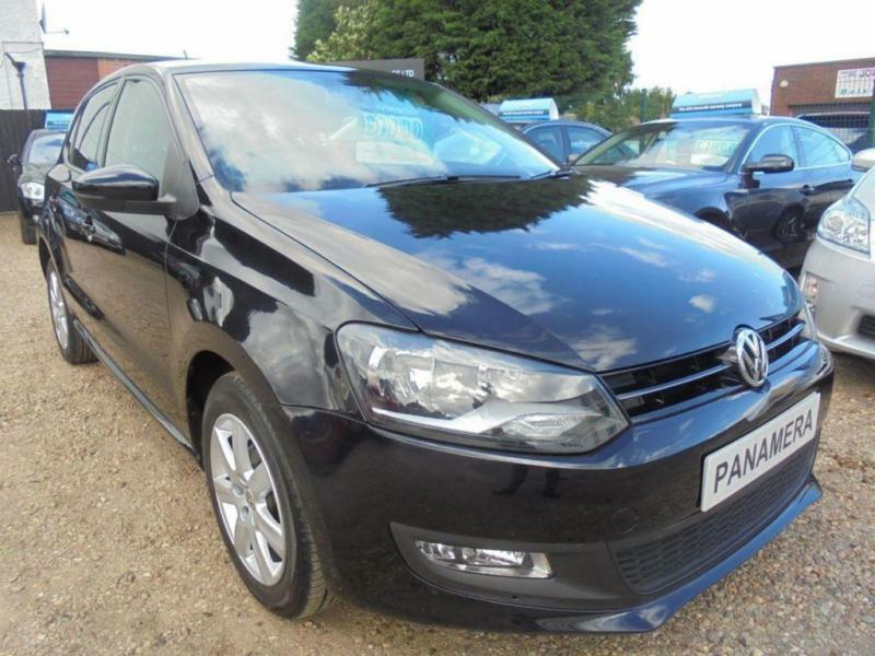 2014 14 VOLKSWAGEN POLO 1.4 MATCH EDITION 5DR 83 BHP 1 LADY OWNER FROM NEW AA RE