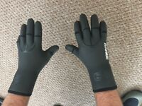 Wetsuit gloves and boots
