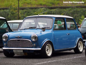 Looking for classic mini 1959-2001