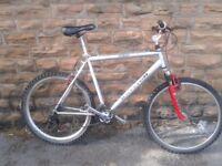 Raleigh Max CRO/MO 111 Light Weight Hard tail Mountain Planet X Custom Bike