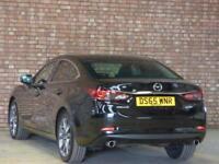 Mazda 6 D Sport Nav 2.2L 4dr