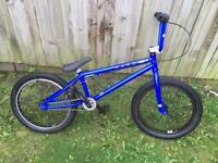 Custom bmx £135Ono) Swap for mountain bike