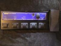 Vox VC4 Foot Controller