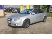 Audi A4 1.9TDI 2006MY SE FULL SERVICE HISTORY WITH TIMING BELT AND WATER PUMP