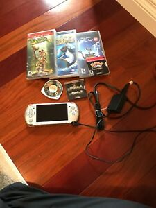PSP 7/10 condition OBO
