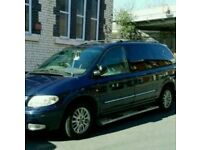Chrysler grand voyager for parts