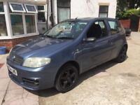 Fiat Punto Active Sport 2004 1.2 cheap insure bargain