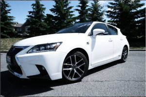 2016 Lexus CT 200h HF sport series 1 Hatchback