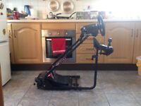 Logitech PC/PS3 Wheel, Pedals & Stand