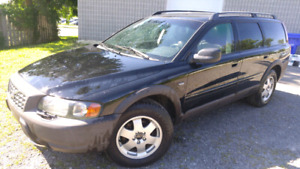 Volvo - XC70 - 2002 CROSS COUNTRY AWD / Automatique