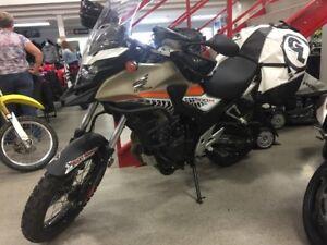2016 Honda CB500X ABS RALLY RAID