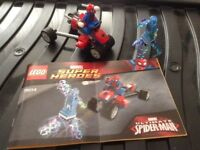 Lego Marvel Super Heroes 76014 - Spider-Trike Vs Electro - £5