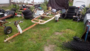 10 used boat trailers