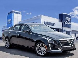 2015 Cadillac CTS 3.6L Luxury**One Owner!  Leather!**