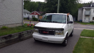 2000 GMC Safari Fourgonnette, fourgon