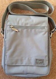BNWT Lacoste Grey Crossover Bag
