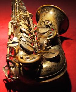 Saxophone alto Selmer SBA alto saxophone