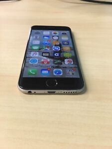 iPhone 6 - 64 GB - brand new battery & screen