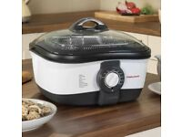 New morphy Richards boxed intellichef multicooker