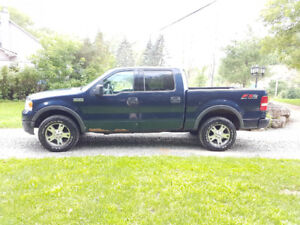 2004 Ford F-150 FX4 SuperCrew Price Reduced