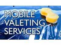Mobile Valeting Service £10 In & Out!!!!!!