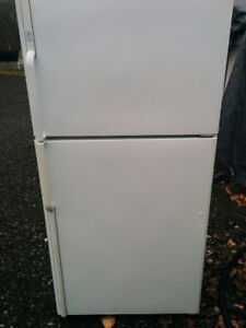 FRIDGES:     Maytag and Kenmore and apartment size fridges