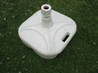 Large Garden Umbrella Stand/Base