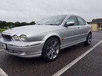Jaguar X Type 3.0 Auto - stunning example