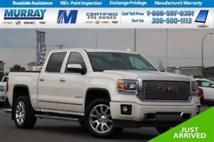 2015 GMC Sierra 1500 Denali*NAV SYSTEM,REMOTE START,HEATED SEATS
