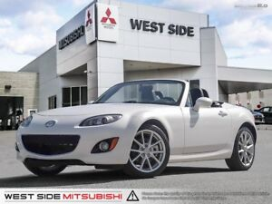 2011 Mazda MX-5 GT–Accident Free–One Owner–Hard Top Convertible–