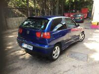 Seat Ibiza Sport 1.9 tdi 130bhp Left hand drive